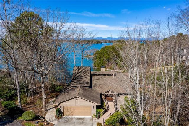 2560 Scenic Circle, Seneca, SC 29672 (MLS #20213094) :: Les Walden Real Estate