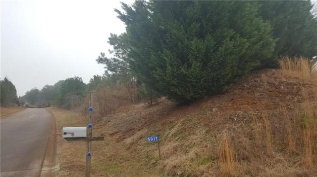 Lot 82A2 Waters Edge, West Union, SC 29696 (MLS #20213096) :: The Powell Group