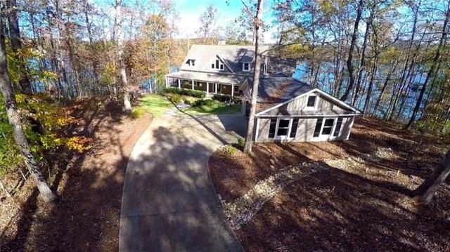 327 Forest Stone Drive, West Union, SC 29696 (MLS #20213141) :: Tri-County Properties