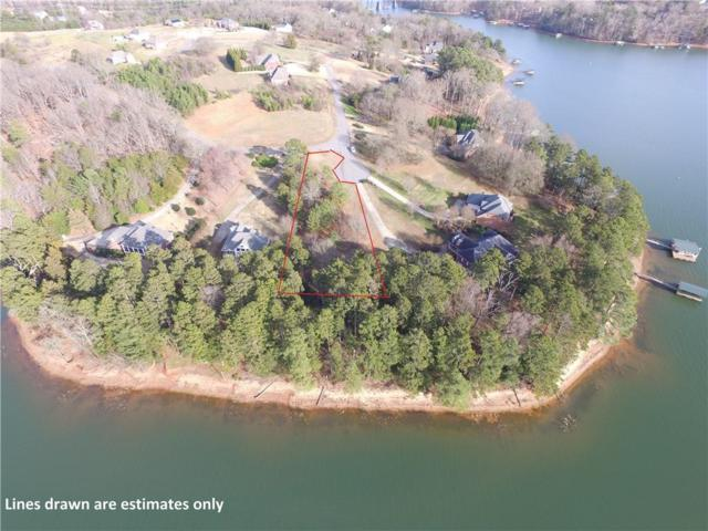 1001 N Shore Drive, Anderson, SC 29625 (MLS #20213155) :: The Powell Group