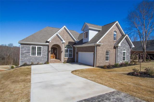143 Turnberry Road, Anderson, SC 29621 (MLS #20213198) :: The Powell Group