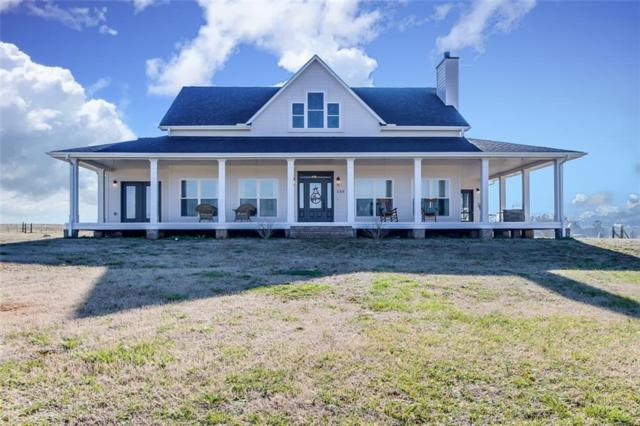 150 Trotter Road, Piedmont, SC 29673 (MLS #20213199) :: The Powell Group