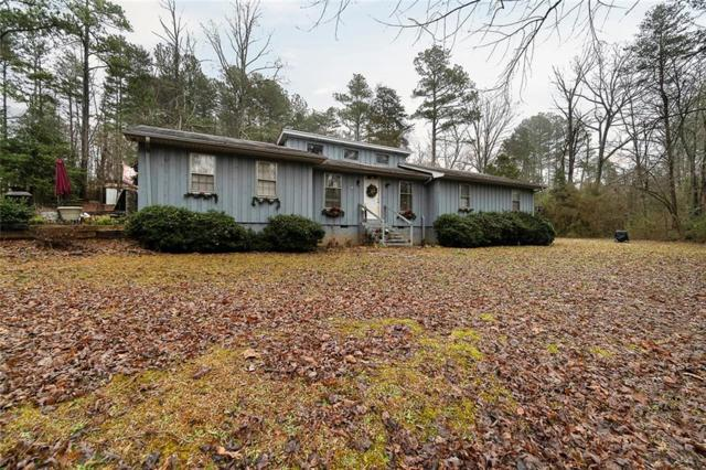 159 Callaham Acres Road, Liberty, SC 29657 (MLS #20213205) :: The Powell Group