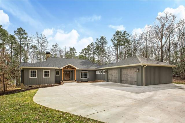 109 Forest Drive, Townville, SC 29689 (MLS #20213240) :: Tri-County Properties