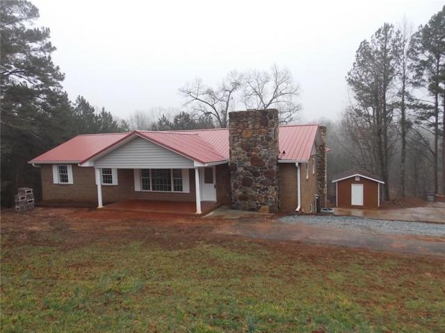 416 Old Fox Squirrel Ridge, Pickens, SC 29671 (MLS #20213243) :: The Powell Group