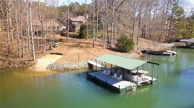 103 North Harbour Drive, Seneca, SC 29672 (MLS #20213257) :: Tri-County Properties
