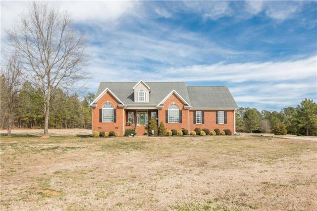 395 Griffin Mill Road, Pickens, SC 29671 (MLS #20213258) :: The Powell Group