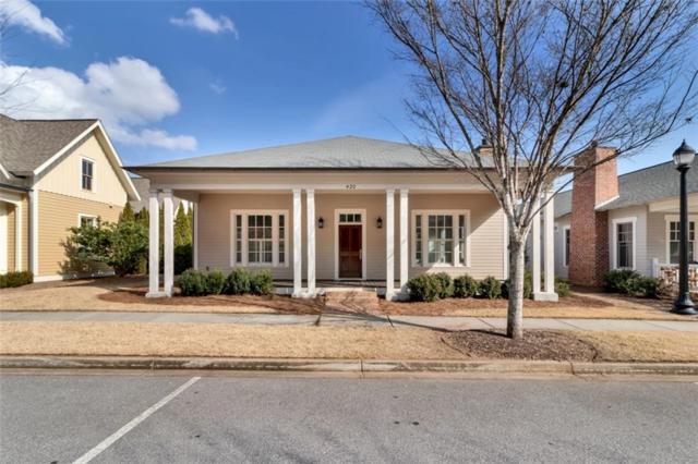 420 Thurmond Lane, Clemson, SC 29631 (MLS #20213288) :: The Powell Group