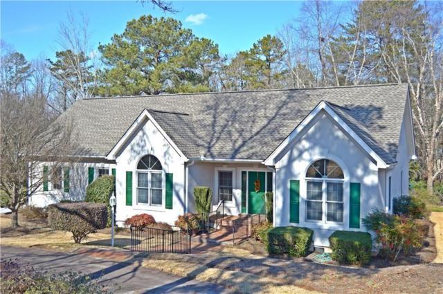 2623 Dog Leg Lane, Seneca, SC 29678 (MLS #20213305) :: Les Walden Real Estate