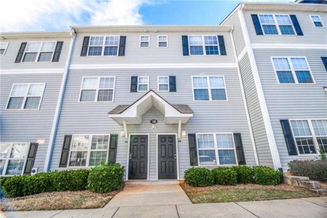 136-E University Village Drive, Central, SC 29630 (MLS #20213315) :: Tri-County Properties