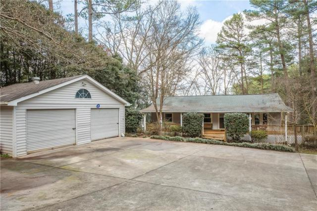 215 Circle Drive, Townville, SC 29689 (MLS #20213326) :: The Powell Group