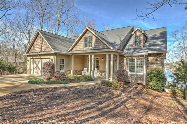 627 Seminole Point Road, Fair Play, SC 29643 (MLS #20213339) :: Tri-County Properties