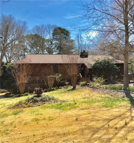 209 Shore Drive, Anderson, SC 29625 (MLS #20213363) :: The Powell Group