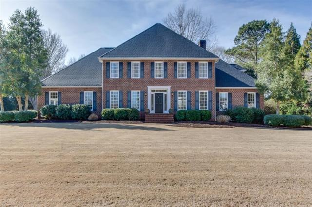 4018 Brackenberry Drive, Anderson, SC 29621 (MLS #20213370) :: The Powell Group