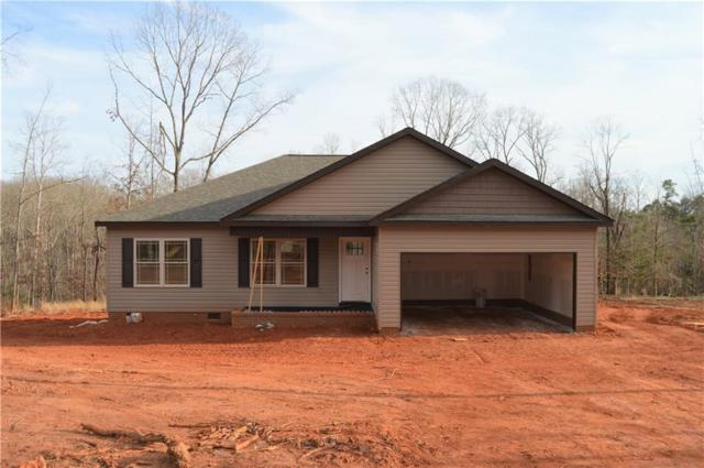 421 Bolding Road, Pickens, SC 29671 (MLS #20213375) :: The Powell Group