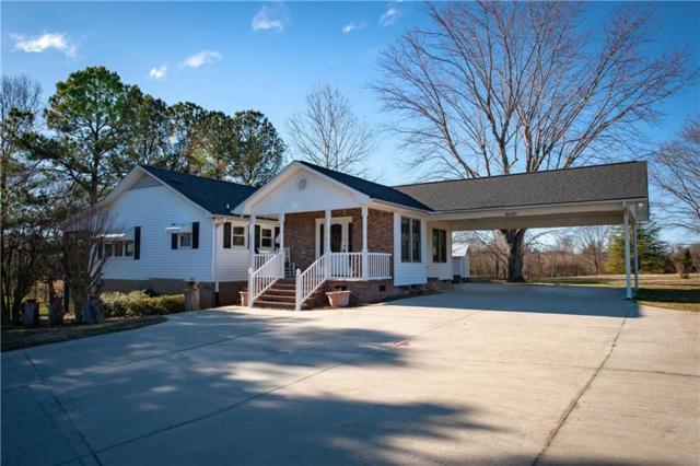 4649 Six Mile Highway, Six Mile, SC 29682 (MLS #20213377) :: Les Walden Real Estate