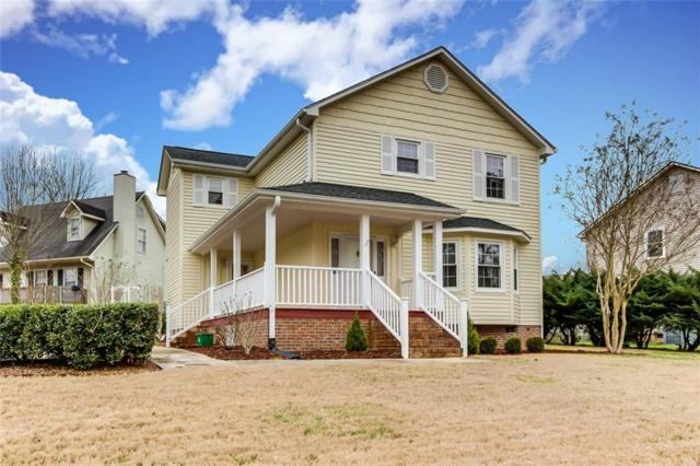 502 Creek Drive, Easley, SC 29642 (MLS #20213391) :: The Powell Group