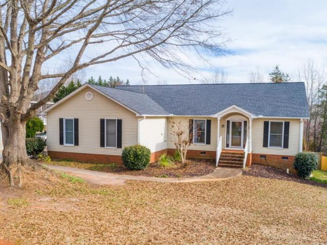 109 Newkirk Way, Travelers Rest, SC 29690 (#20213398) :: Connie Rice and Partners