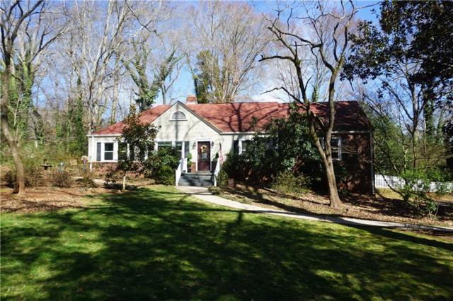 332 Pendleton Road, Clemson, SC 29631 (MLS #20213410) :: Tri-County Properties