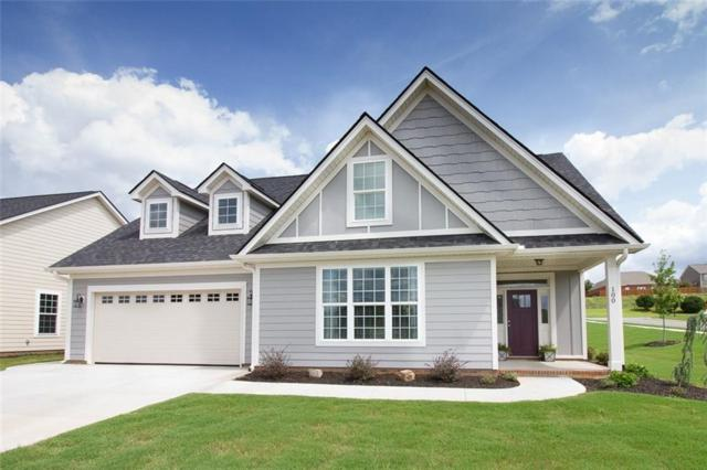 311 Bridleton Way, Anderson, SC 29621 (MLS #20213416) :: Les Walden Real Estate