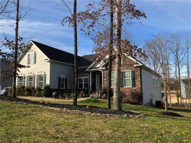 102 Wilshire Drive, Easley, SC 29642 (MLS #20213430) :: The Powell Group