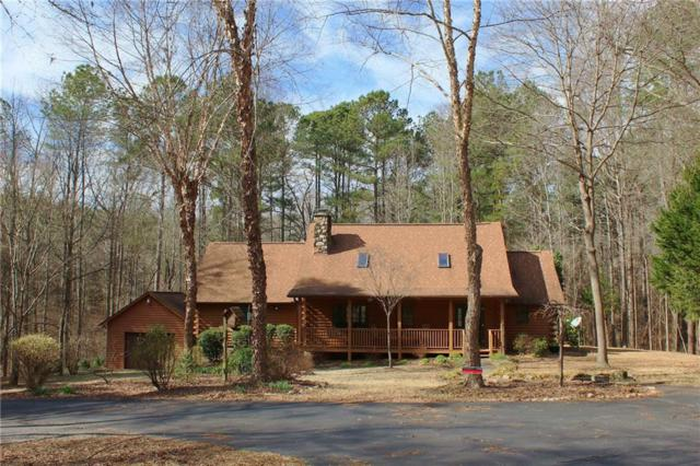 1104 Meadow Road, Townville, SC 29689 (MLS #20213436) :: Les Walden Real Estate