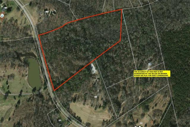 00 Stewart Gin Road, Liberty, SC 29657 (MLS #20213449) :: The Powell Group