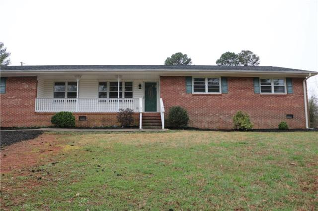 309 Dunhill Drive, Anderson, SC 29625 (MLS #20213464) :: Les Walden Real Estate