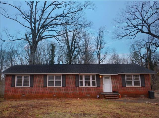 3011 Sunset Forest Road, Anderson, SC 29626 (MLS #20213465) :: The Powell Group