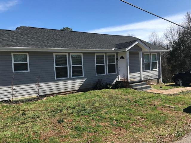 209 Bivens Street, Pickens, SC 29671 (MLS #20213474) :: The Powell Group