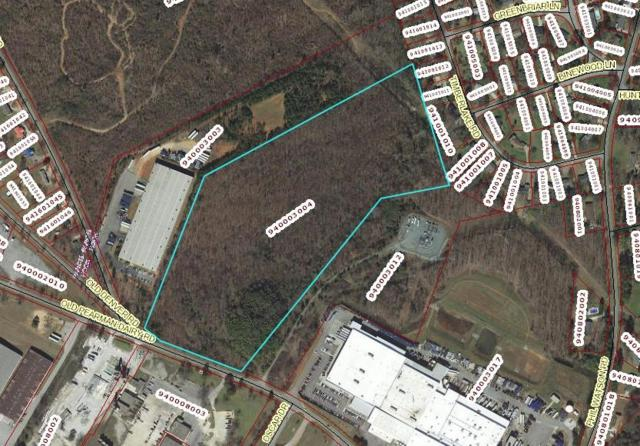 00 Old Pearman Dairy Road, Anderson, SC 29625 (MLS #20213506) :: The Powell Group