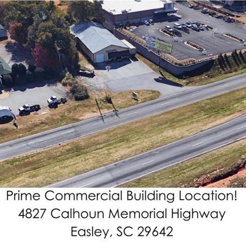 4827 Calhoun Memorial Highway, Easley, SC 29642 (MLS #20213528) :: The Powell Group
