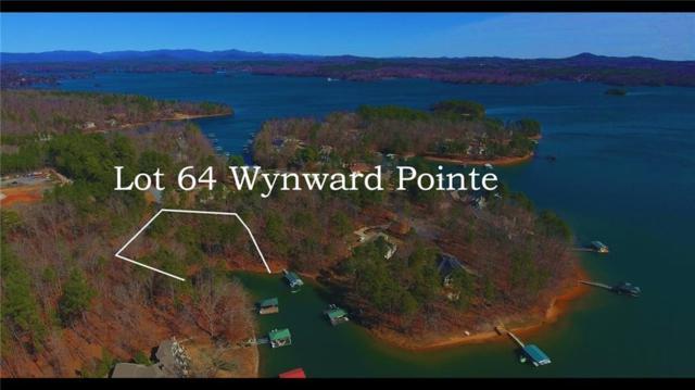 Lot 64 Wynward Pointe, Salem, SC 29676 (MLS #20213531) :: Allen Tate Realtors