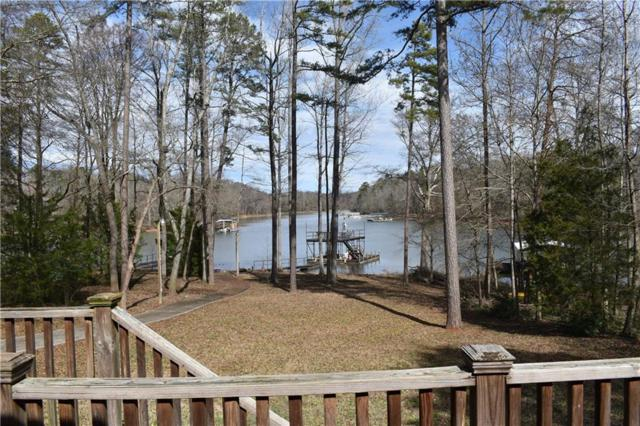 926 Dogwood Lane, Townville, SC 29689 (MLS #20213547) :: Les Walden Real Estate