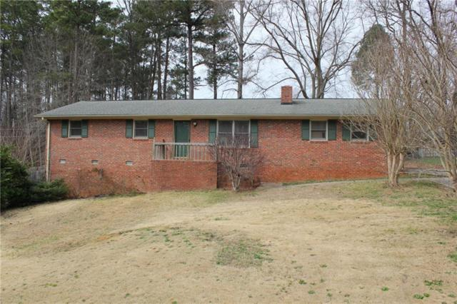 204 Carswell Drive, Anderson, SC 29624 (MLS #20213564) :: Tri-County Properties