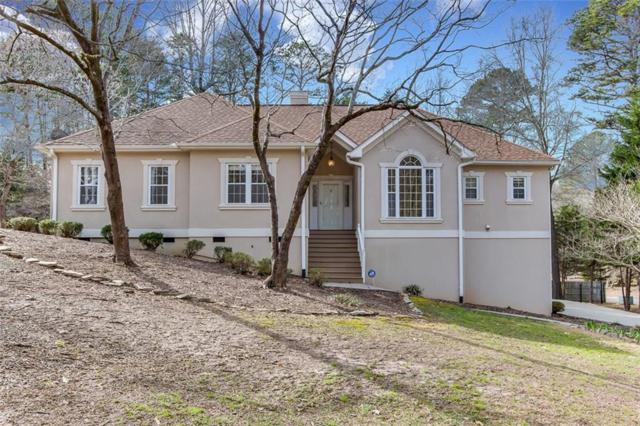 15046 Beacon Ridge Drive, Seneca, SC 29678 (MLS #20213587) :: Tri-County Properties