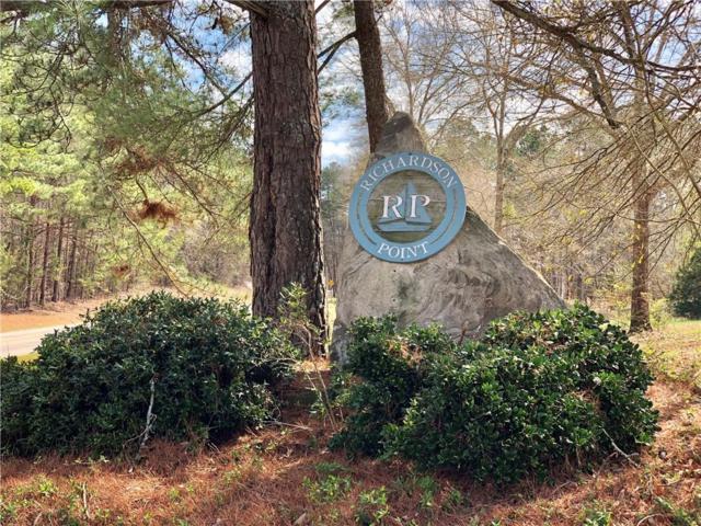 14023 Richardson Drive, Seneca, SC 29678 (MLS #20213589) :: Les Walden Real Estate