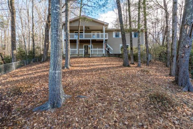 649 North Lake Drive, Salem, SC 29676 (MLS #20213606) :: Les Walden Real Estate