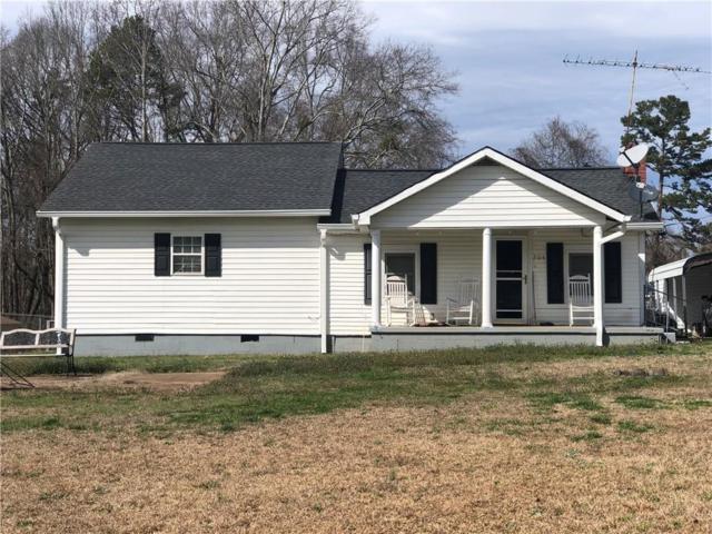204 Summey Street, Clemson, SC 29631 (MLS #20213610) :: Tri-County Properties