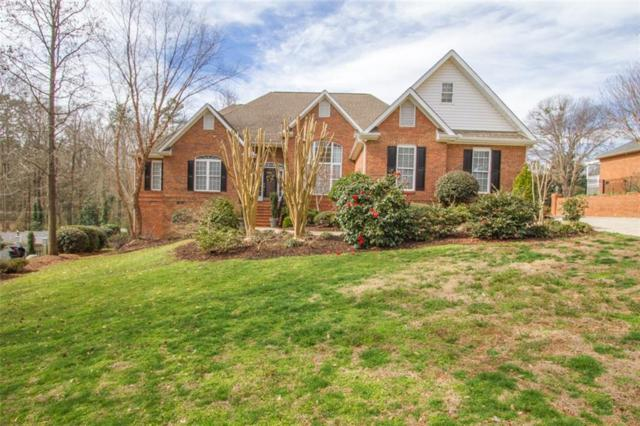 504 Brittany Park, Anderson, SC 29621 (MLS #20213639) :: Les Walden Real Estate