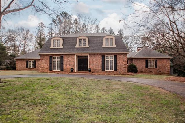 111 Stanbury Court, Anderson, SC 29621 (MLS #20213648) :: Les Walden Real Estate