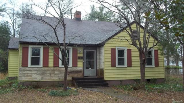 505 Milton Road, Anderson, SC 29624 (MLS #20213655) :: Les Walden Real Estate