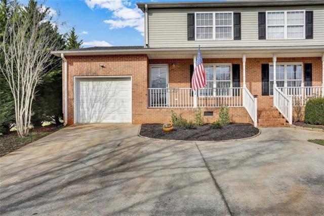 222 River Oaks Circle, Piedmont, SC 29673 (MLS #20213672) :: The Powell Group