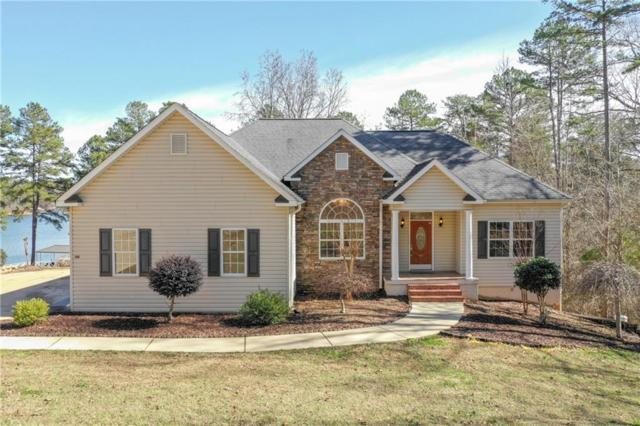 106 South Shore Drive, Fair Play, SC 29643 (MLS #20213687) :: Tri-County Properties
