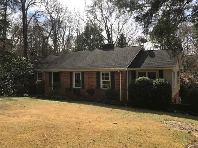 102 Cherokee Road, Clemson, SC 29631 (MLS #20213691) :: Tri-County Properties