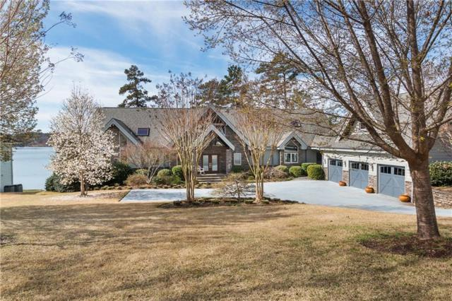 403 Bay Hill Drive, West Union, SC 29696 (#20213693) :: Connie Rice and Partners