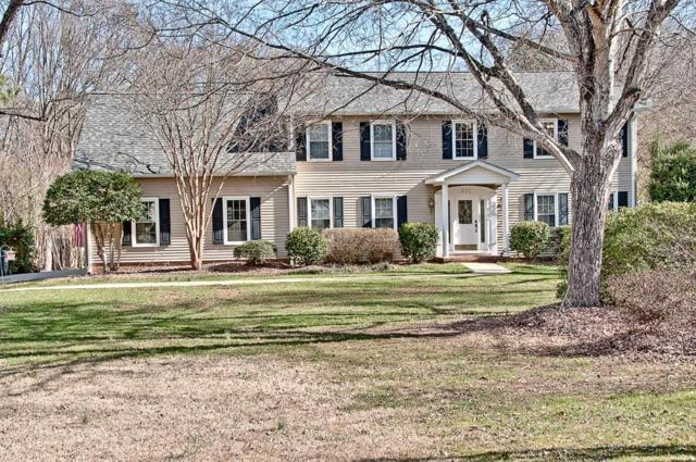 901 Plantation Drive, Simpsonville, SC 29681 (#20213700) :: Connie Rice and Partners