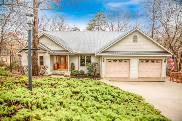 1114 Oconee Bell Court, Seneca, SC 29672 (#20213707) :: Connie Rice and Partners