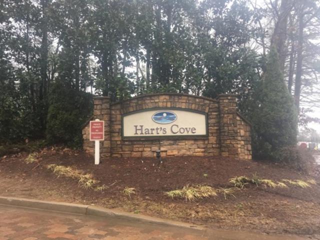 802 Harts Cove Way, Seneca, SC 29678 (MLS #20213728) :: Les Walden Real Estate