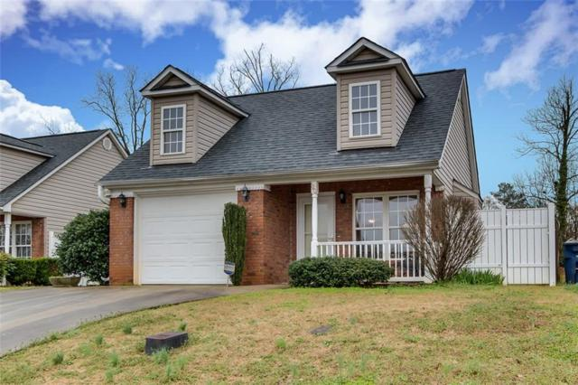 120 Mid Town Square, Anderson, SC 29621 (MLS #20213740) :: Les Walden Real Estate